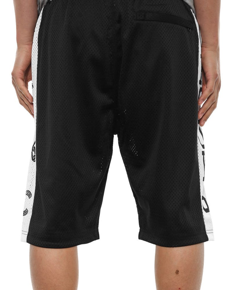 Collegiate Basketball Short Black