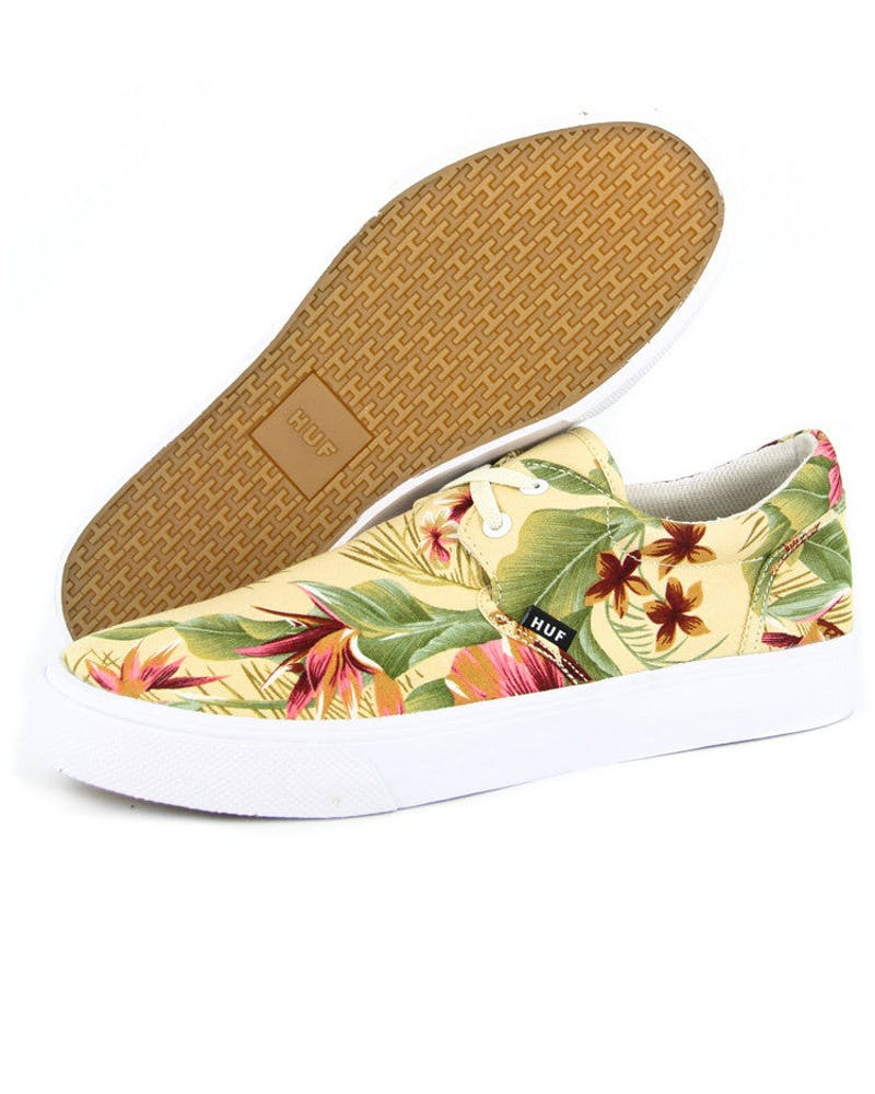 Genuine Canvas Floral