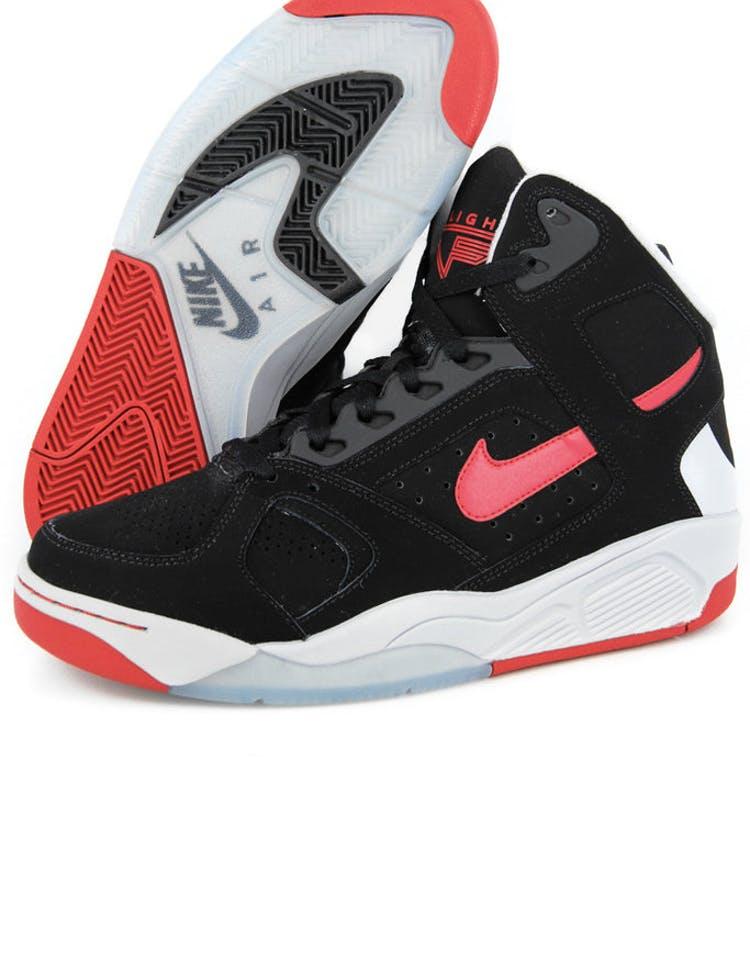 8fa87b06 Nike Air Flight Lite High Black/red/grey – Culture Kings