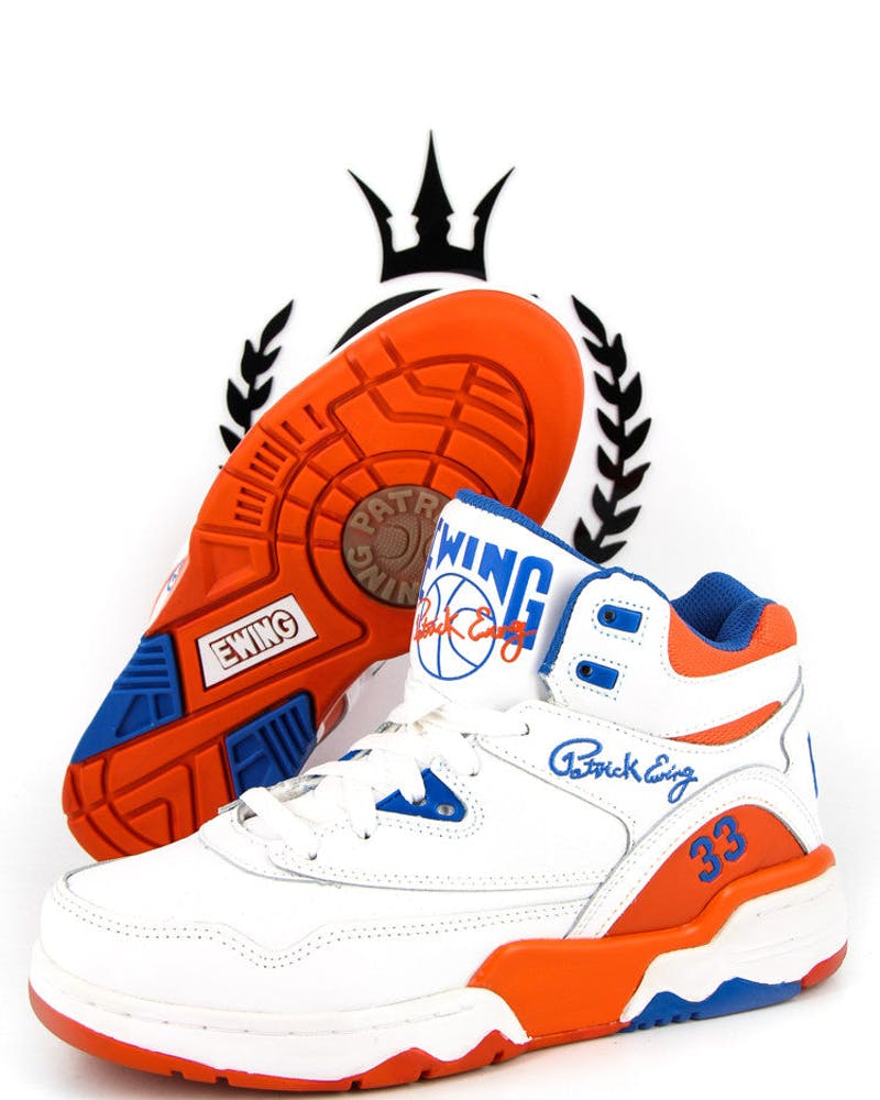 Guard Hightop White/blue/oran