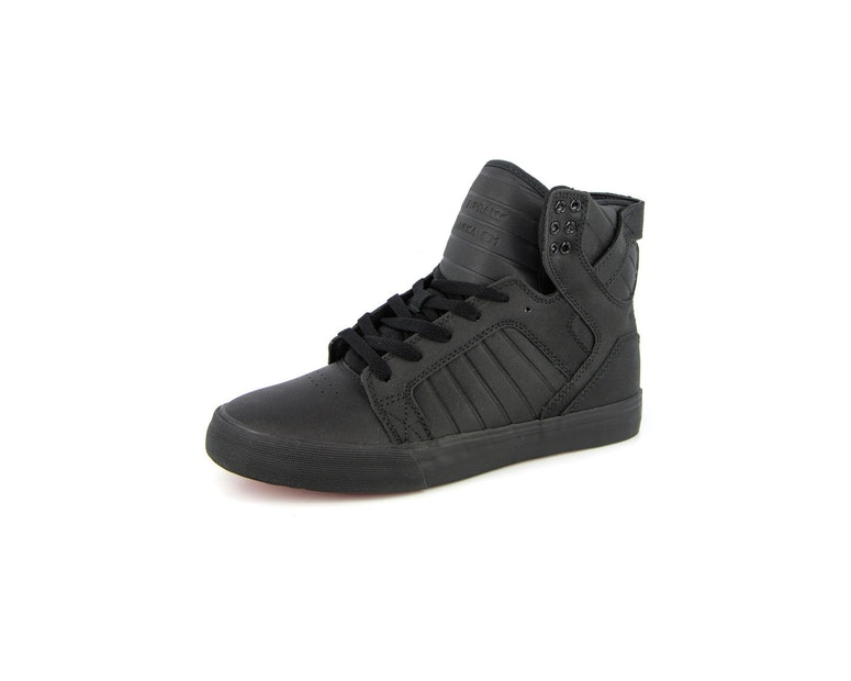 Supra Skytop Black/red