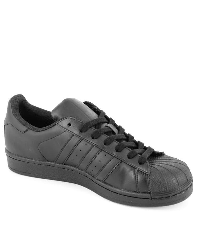 innovative design 68be5 09dcb Superstar Foundation Shoe Black/black/bla