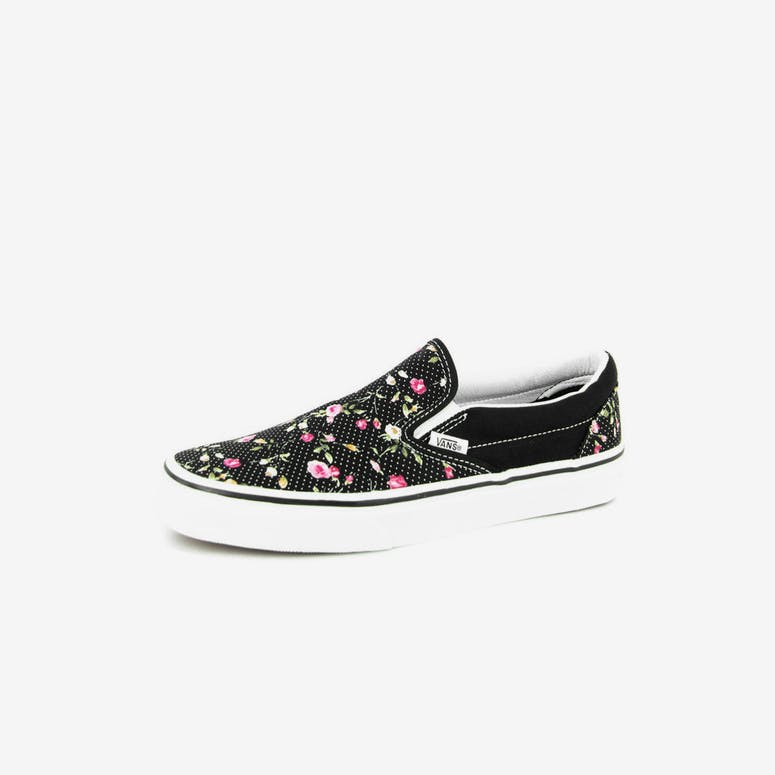 045047dac069a7 Vans Classic Slip On Black floral – Culture Kings