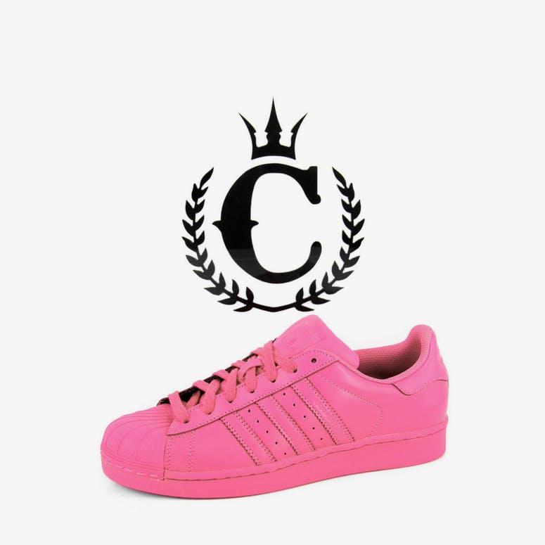 9557061de Adidas Originals Superstar Pharrell Pink – Culture Kings
