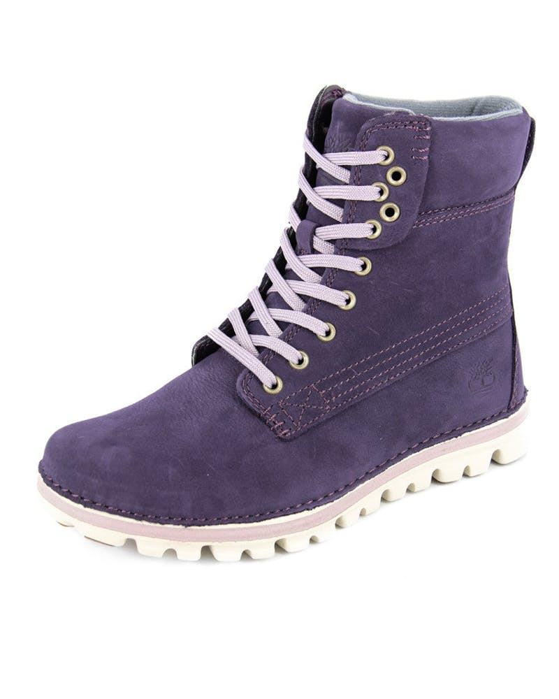 Womens Brookton 6in Boot Purple