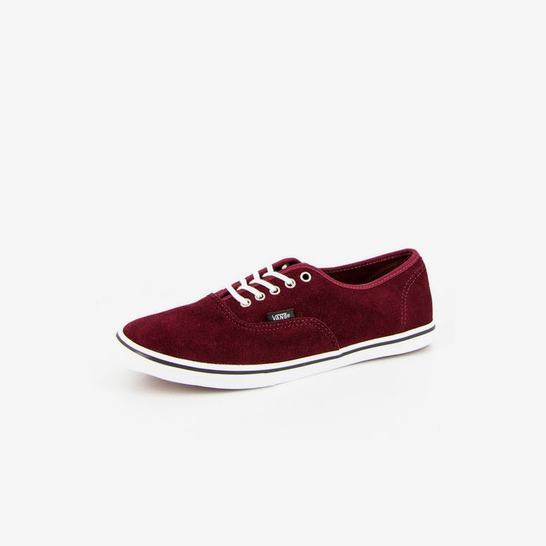 f4101d2581 Vans Authentic LO Pro Limited Maroon – Culture Kings