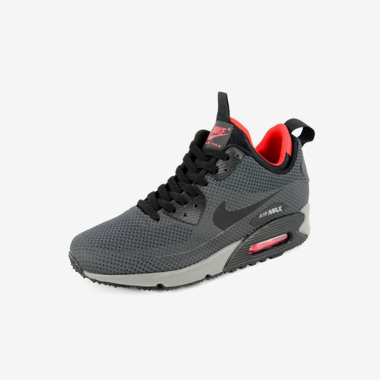Nike Air Max 90 Mid Winter Print Anthra black re – Culture Kings 6e6d345c7