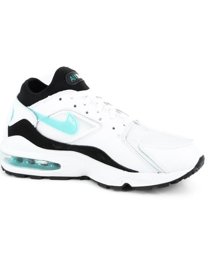 Air Max 93 White/black/tur