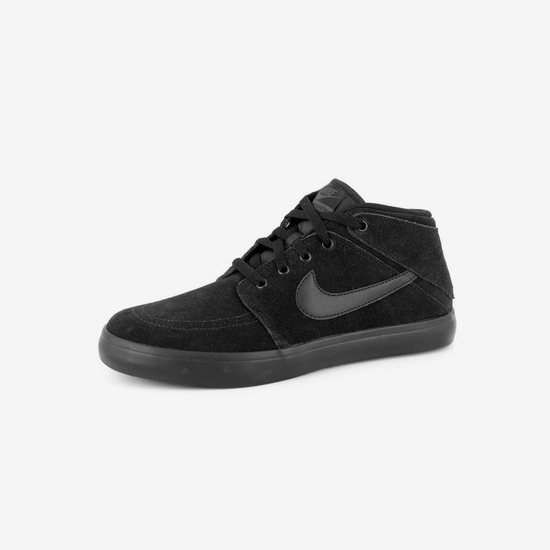 Suketo 2 Mid Leather Black/black