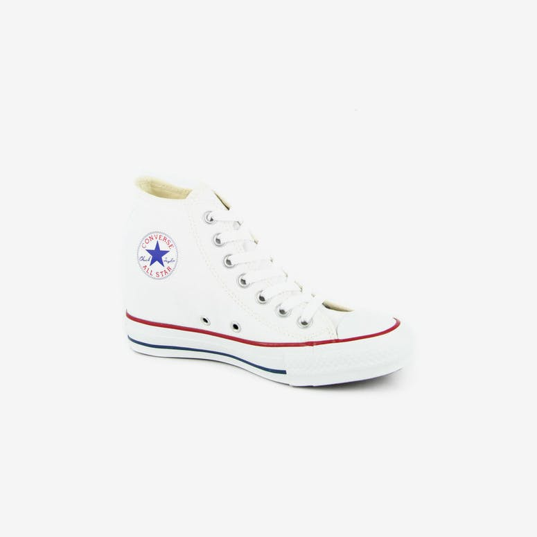 Womens CT Lux Mid White