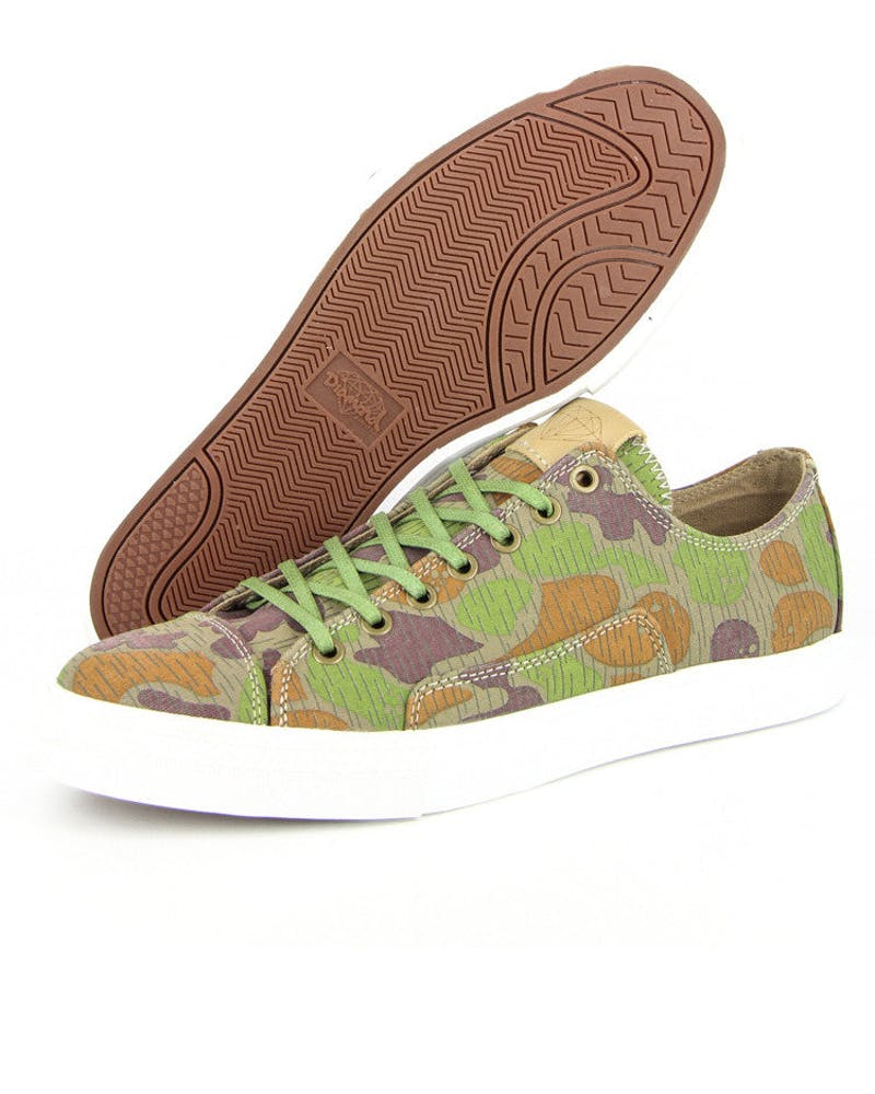 Brilliant Rain Camo LO Tan/green