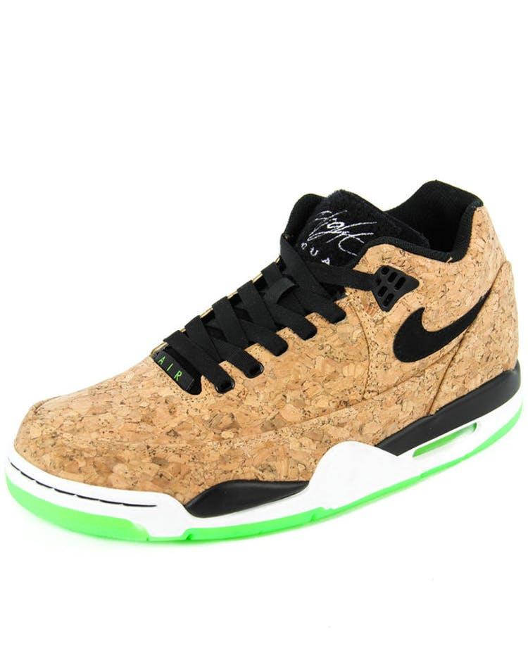 release date 7e55d 8817d Nike Flight Squad Cork Natural black – Culture Kings