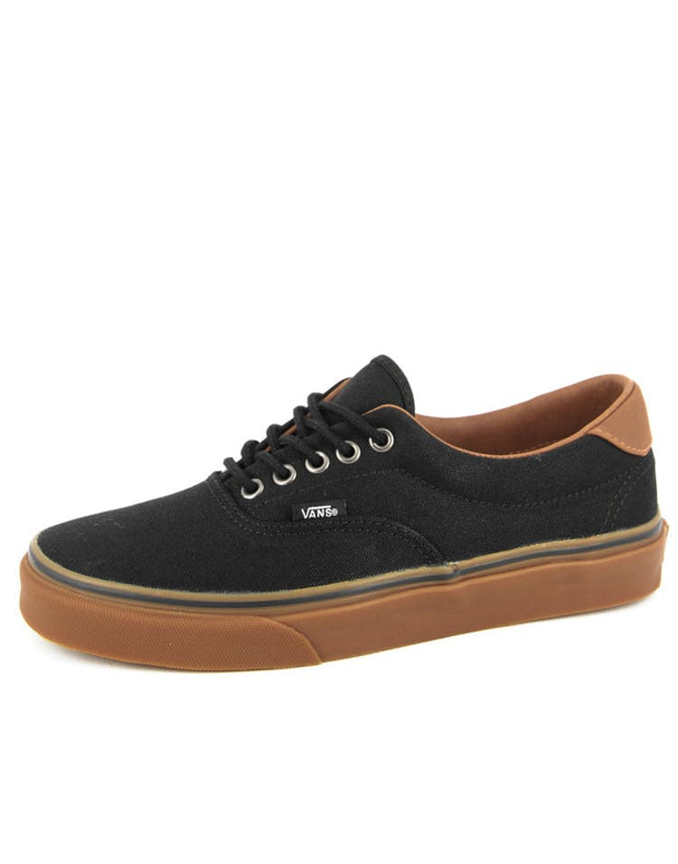 dbf6b36d15276e Vans Vans Era 59 Black gum – Culture Kings