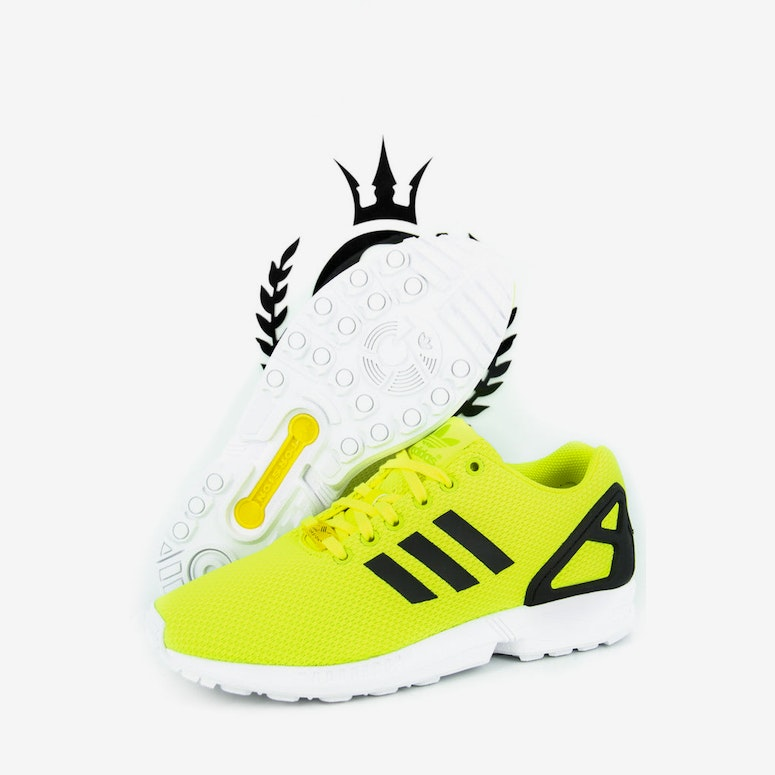 ZX Flux Yellow/black