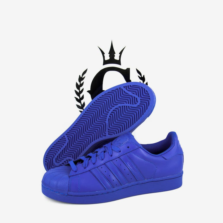 Superstar Pharrell Royal