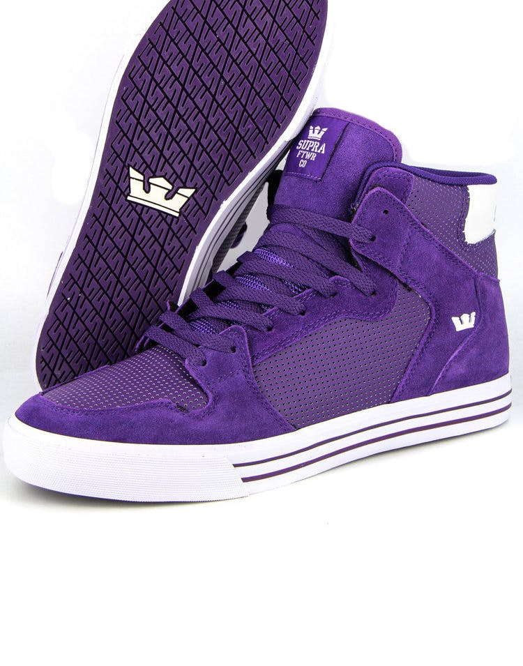 Vaider Purple/white