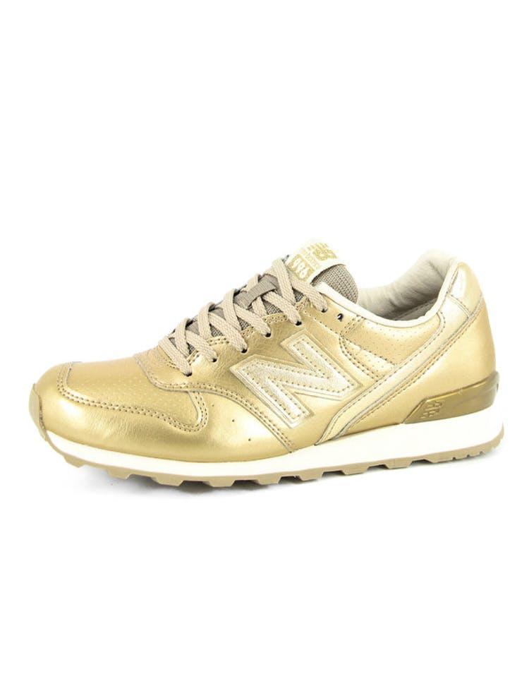 quality design 02c7b 4dbbb Womens 996 Millionaire Gold