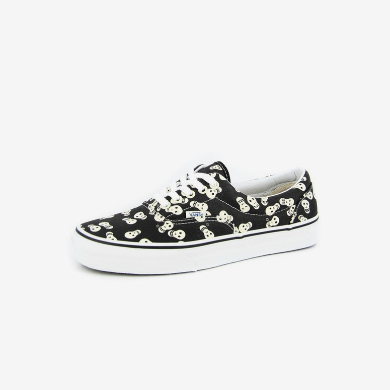 Vans Van Doren Era Shoe Black white – Culture Kings 334b41f0a815