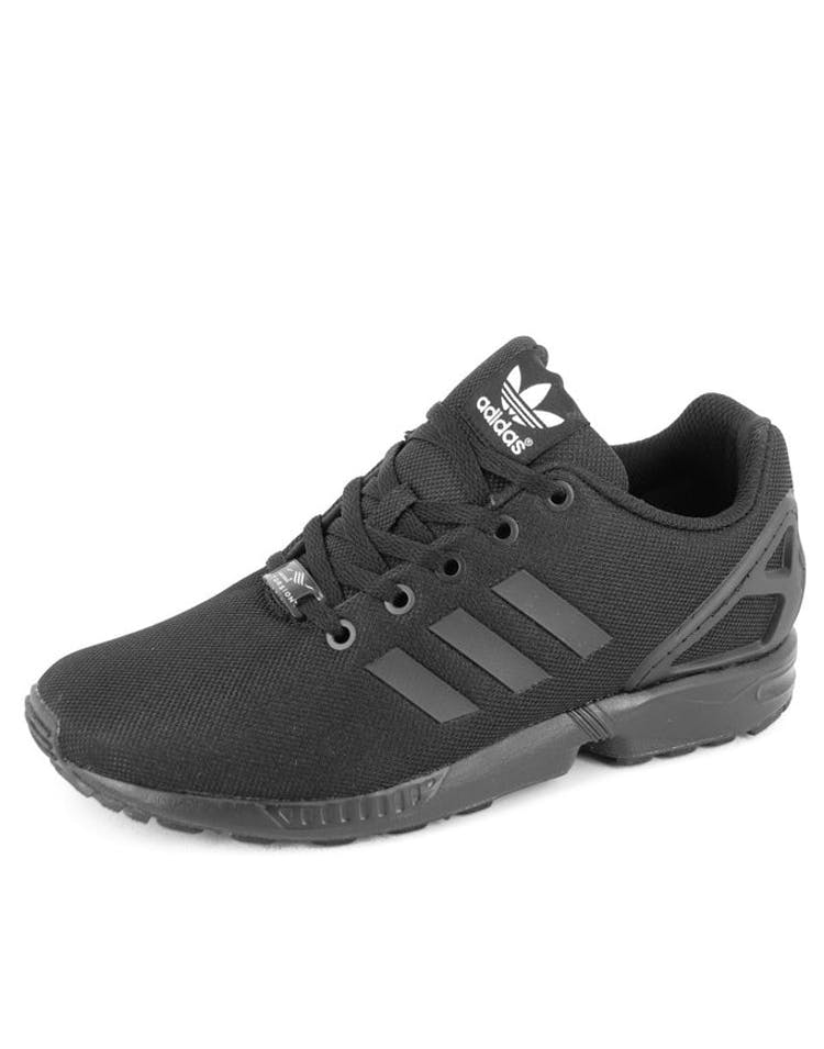 e2bccfe6e Adidas Originals ZX Flux Kids Black black bla – Culture Kings