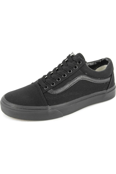 Old Skool Black/black