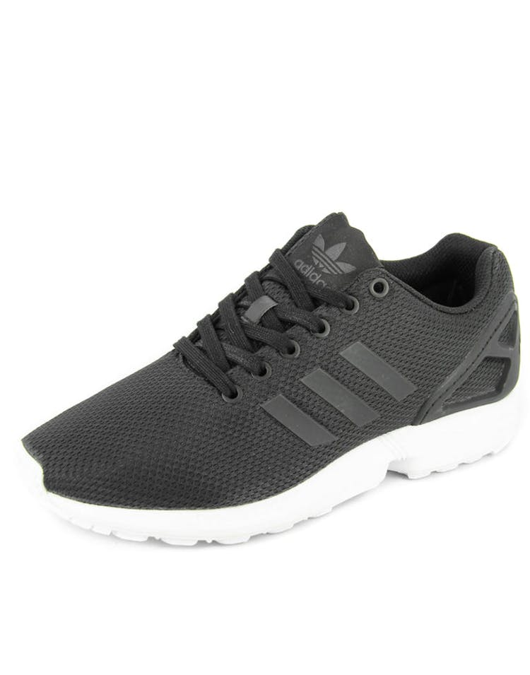 834315bf49957 Adidas Originals ZX Flux Black white – Culture Kings