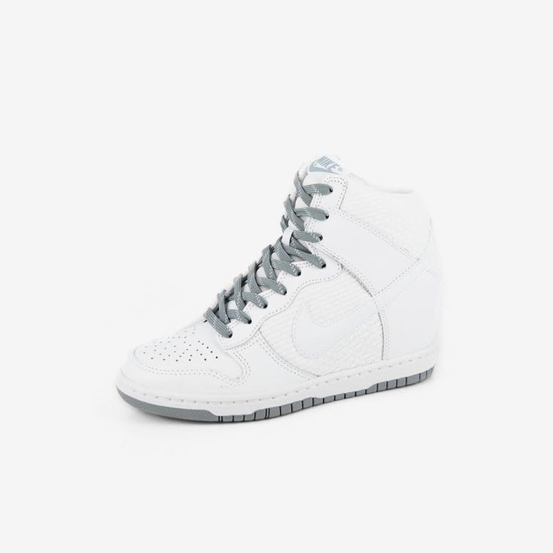 bc0ad6b89f03 Nike Womens Dunk Sky HI Essent White grey – Culture Kings