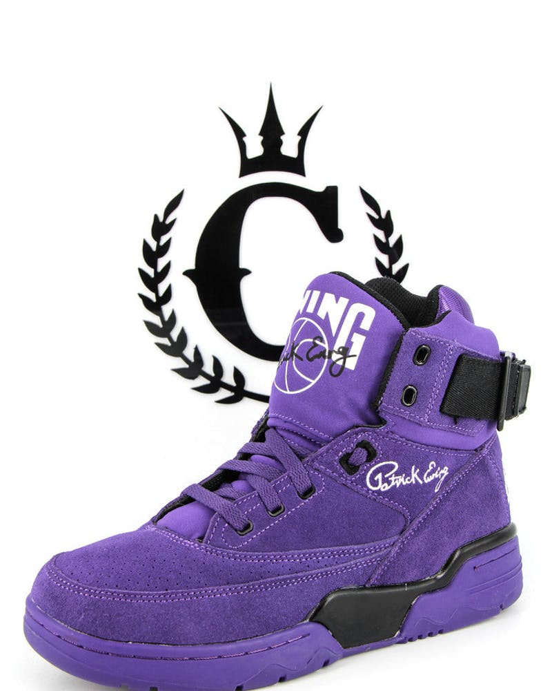 Ewing 33 HI Purple/black