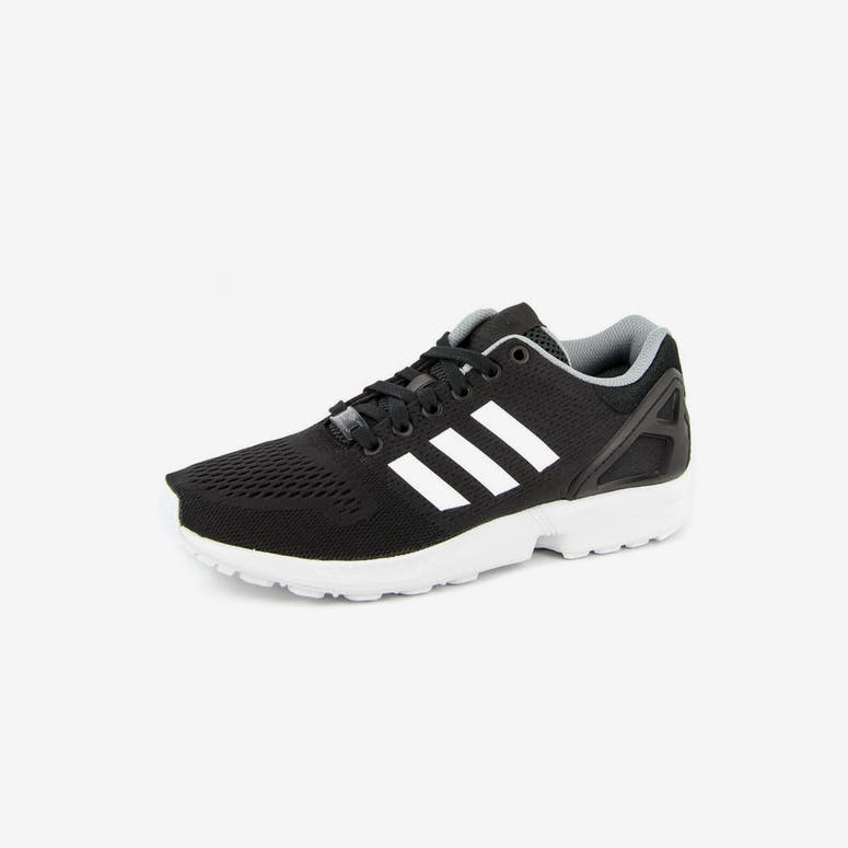 ZX Flux Black/white/bla