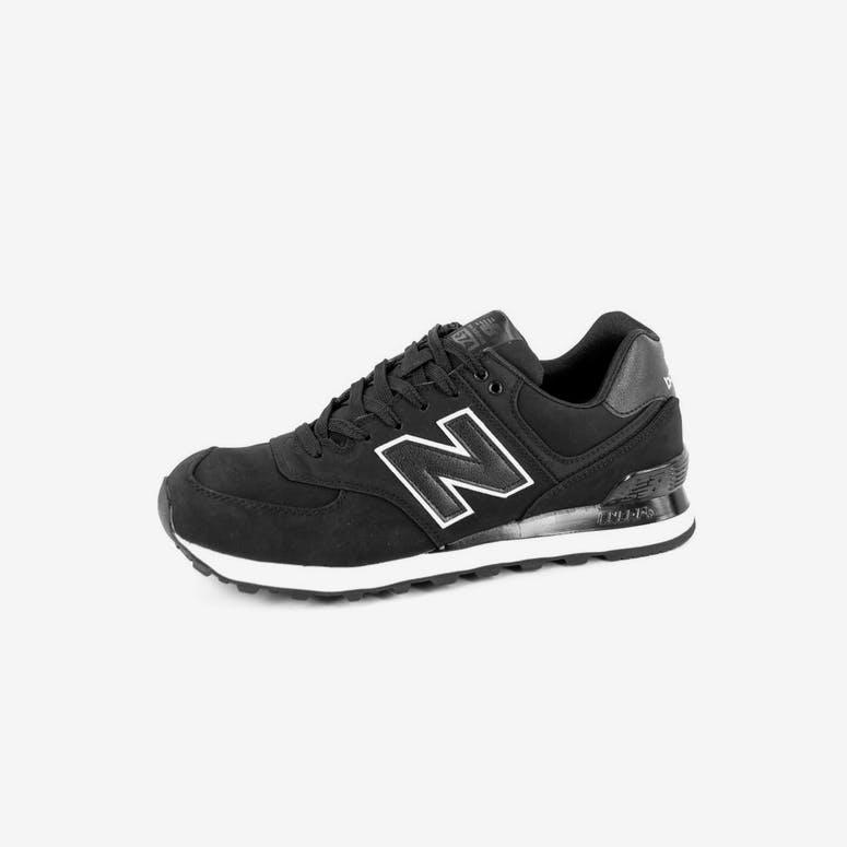 New Balance High Roller 574 Black – Culture Kings a42125289475