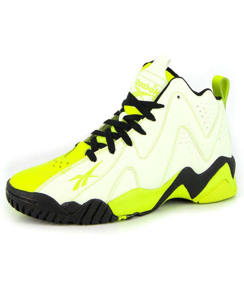 Kamikaze II Mid Limited White/green/bla