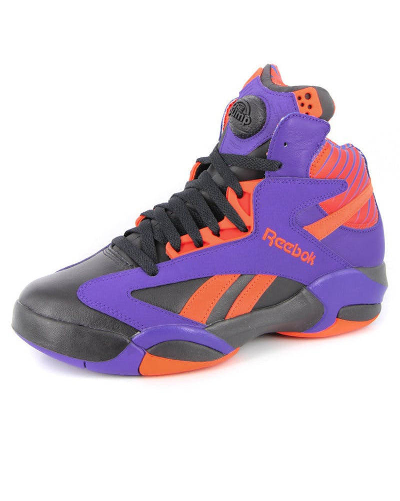 Shaq Attaq Black/purple/or