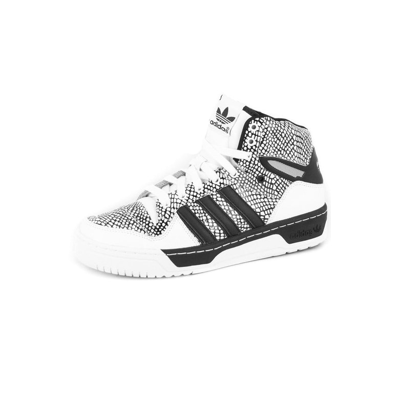 Metro Attitude HI Top White/black