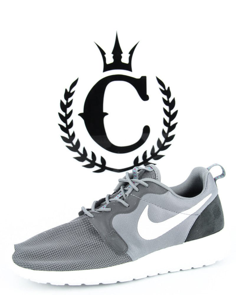 Nike Roshe Run Hyp Grey/white