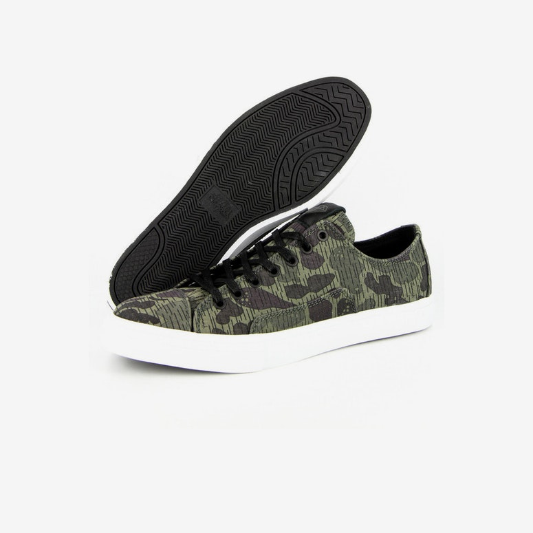 Brilliant Rain Camo LO Black/green