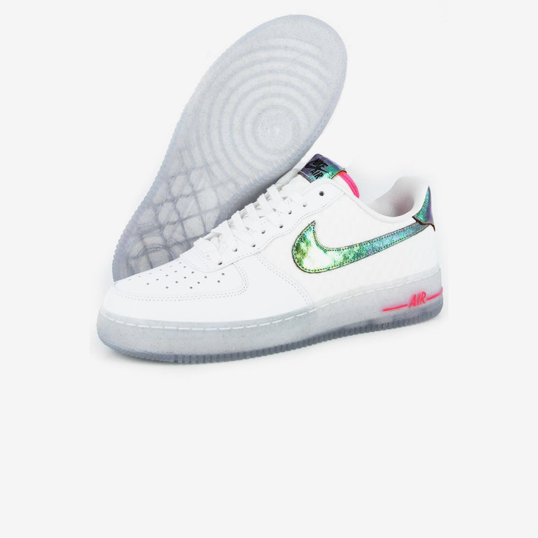 Air Force 1 Low Cmft QS White/multi-col