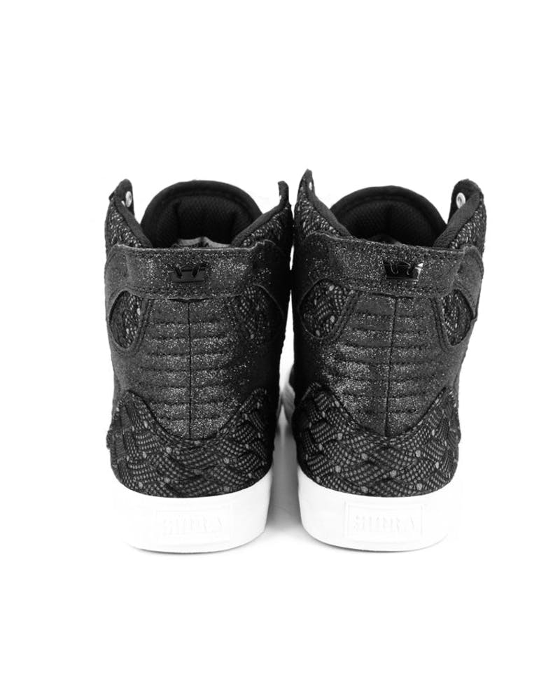 Womens Skytop Black/white