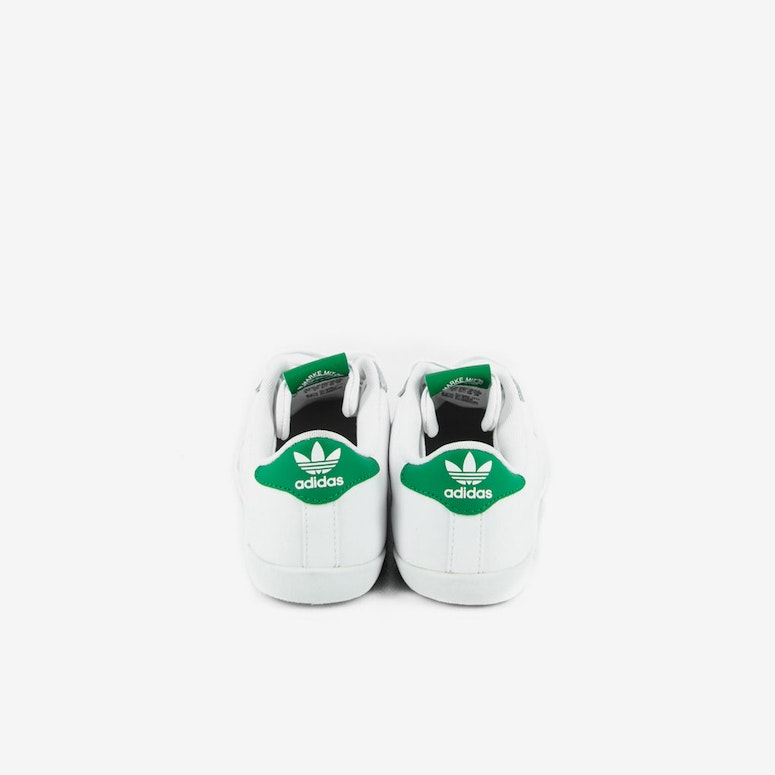 Miss Stan Shoe White/green
