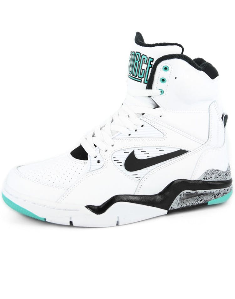 3ea36b632a0e Nike Air Command Force White black gre – Culture Kings