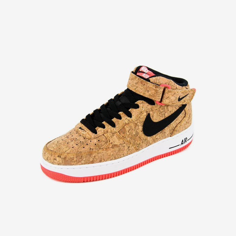 e137ffa586dd Nike Air Force 1 Mid 07 Cork Natural black r – Culture Kings