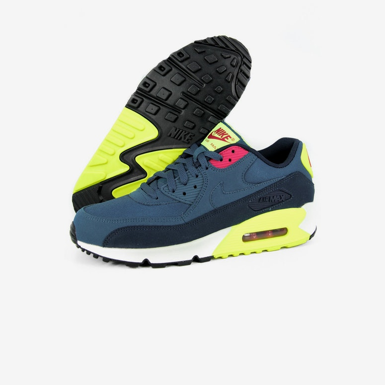 Airmax 90 S Essential Navy/yellow