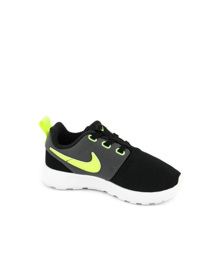 quality design 03fe1 01156 Roshe One Toddler Black/green