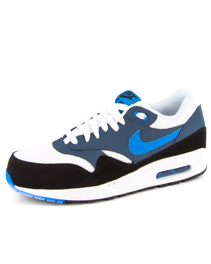 Air Max 1 S Essential White/blue/blac