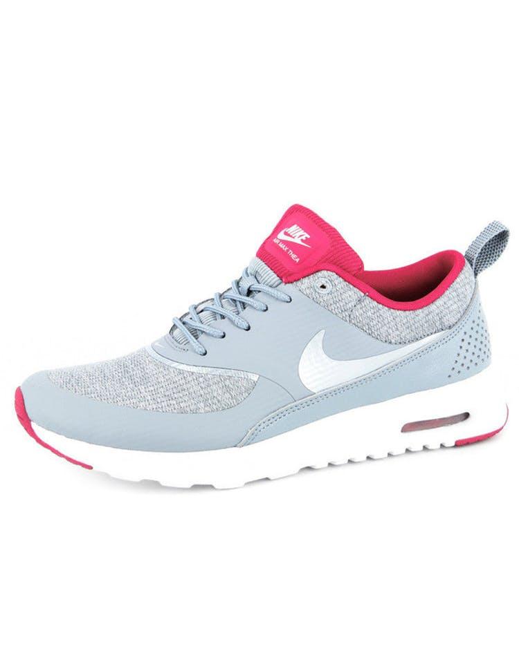 7368c4d196 Nike Womens Air Max Thea Prm Grey/pink – Culture Kings
