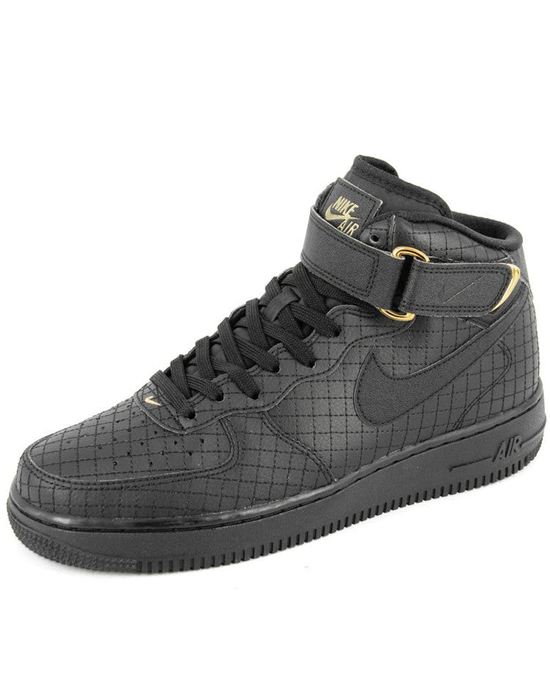 Air Force 1 Mid '07 Lv8 Black/black