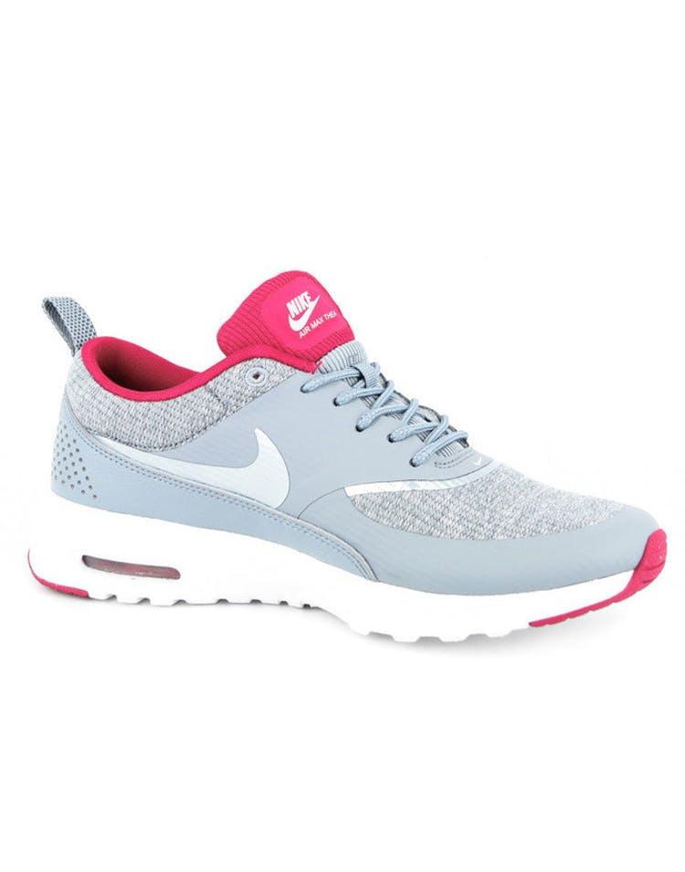 finest selection 0adb2 ea9de Womens Air Max Thea Prm Grey pink
