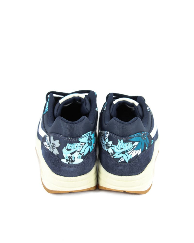 Womens Air Max 1 Print Navy/floral