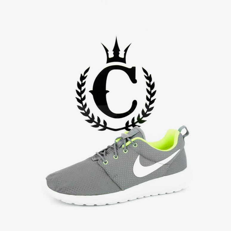 Roshe One Grey/white/yell