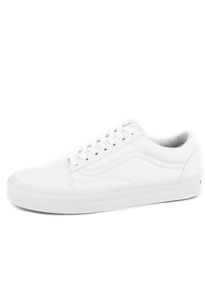 Old Skool 2 White/white