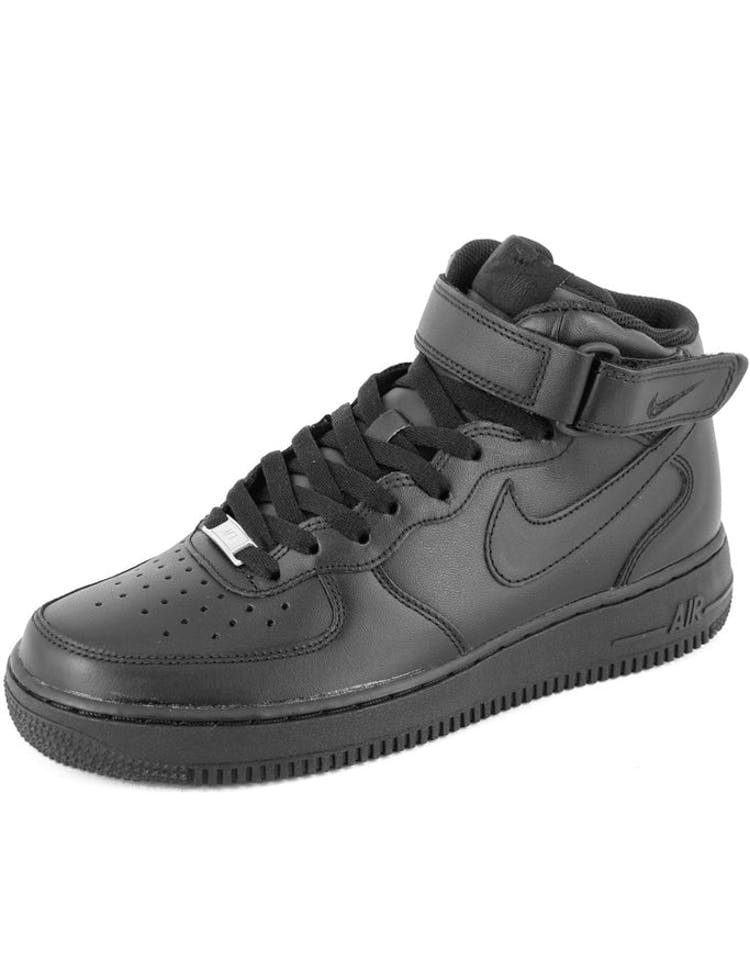 best value 02686 5d3ce Nike Air Force 1 Mid 07 Black/black/bla – Culture Kings