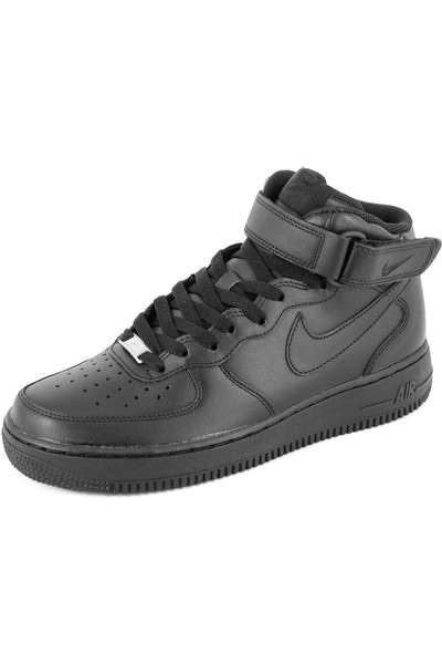 Air Force 1 Mid 07 Black/black/bla